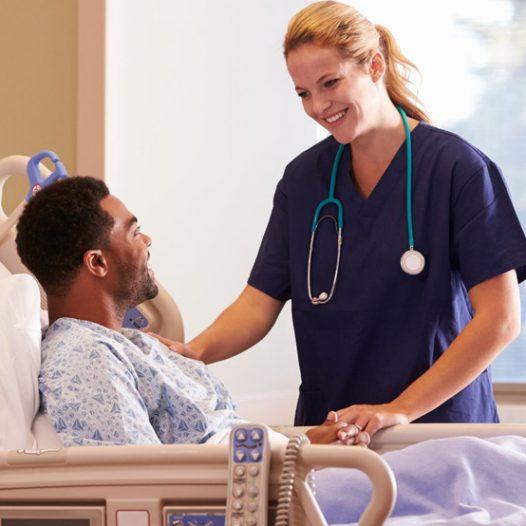 Técnico de cuidado al paciente