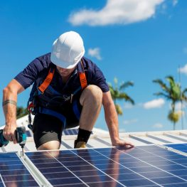 Solar Panel Credential with NABCEP